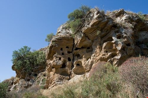 sito archeologico delle grotticelle