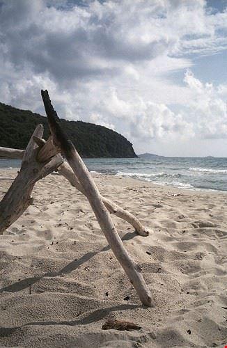 spiaggia sul tirreno