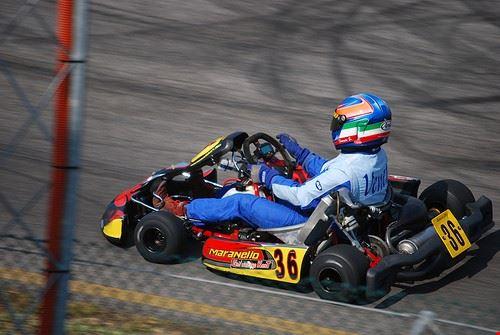 circuito pista azzurra