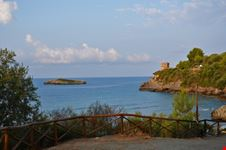 torre dell'isola camerota