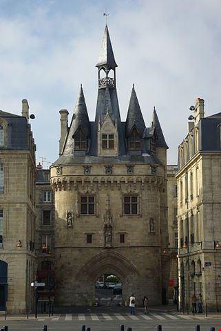 Foto porte cailhau a bordeaux 321x480 autore for Porte cailhau