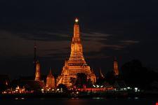 le palais et les temples