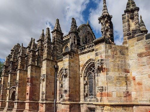 79494  rosslyn chapel