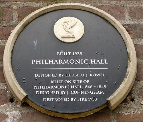 royal philharmonic hall