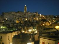 matera by night matera