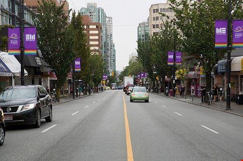 davie street