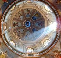 cupola chiesa del carmine