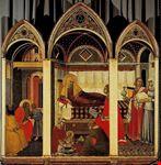 siena museo dell  opera metropolitana nativita della vergine di pietro lorenzetti