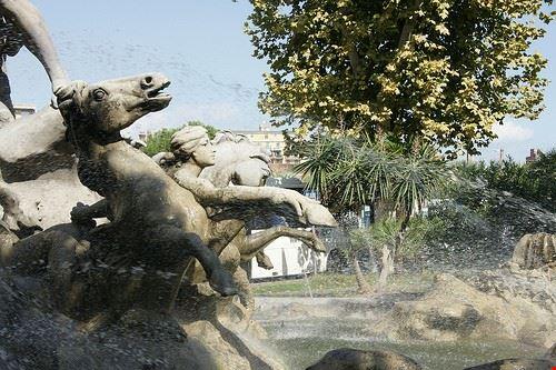 fontana del ratto di prosperina
