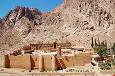 monastero di s caterina e dahab