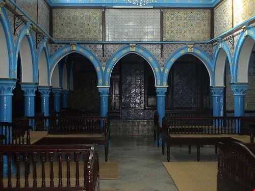 80264  sinagoga la ghirba