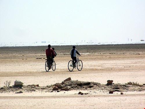 una natura insolita da scoprire pedalando