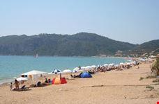 naxos la spiaggia