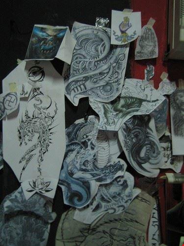 liack black tattoo shop