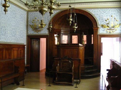 sinagoga italiana e museo dell arte ebraica