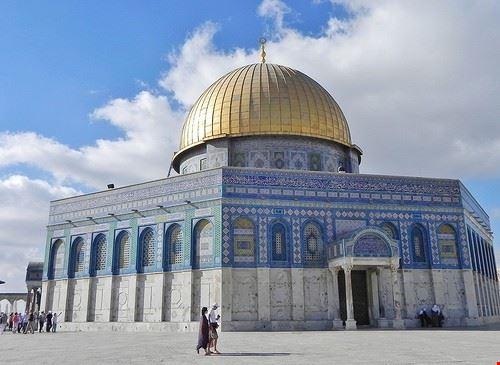 moschea della roccia