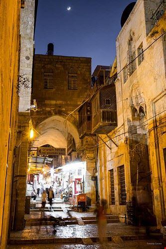 la citta entro le vecchie mura