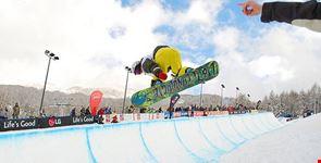 bardonecchia snowpark town