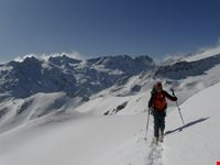 sciare a cogne