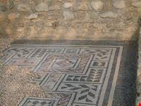 toscolano-maderno mosaiken der roemervilla der nonii arrii in toscolano gardasee