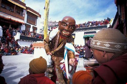 lhasa ballerino buddista