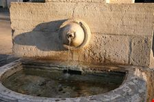 la fontana delle tiare