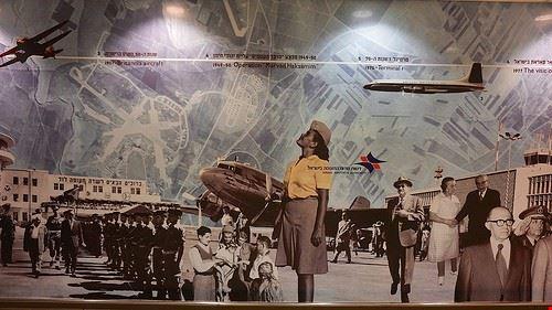 81743  aeroporto internazionale ben gurion