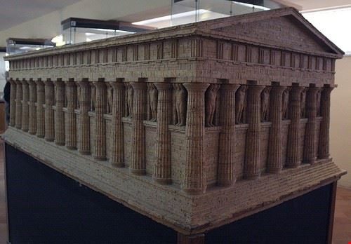 81939  tempio di zeus olimpio