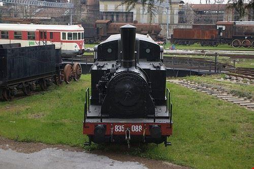 parco ferroviario porto empedocle