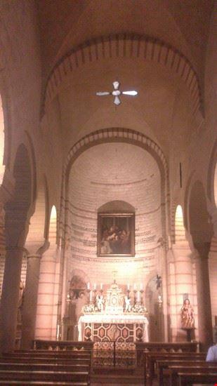 interno santa maria antica verona