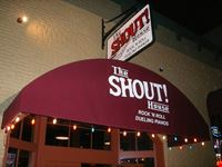 the shout house
