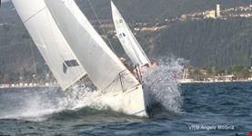 toscolano-maderno segeln auf dem gardasee in toscolano maderno
