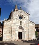 S. Andrea' s Romanesque Church in Maderno