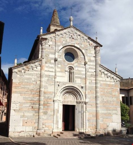 82124 toscolano-maderno s andrea   s romanesque church in maderno