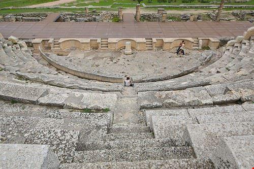 82299  area archeologica del teatro romano