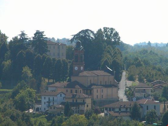 Chiesa parrocchiale e Castelrosso