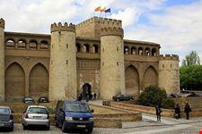 il palazzo dell aljaferia