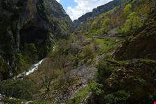 el desfiladero del rio cares
