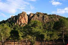 parco regionale de carrasco y el valle