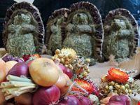 mercato delle cipolle