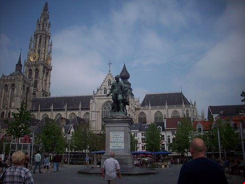 83065  statua di rubens
