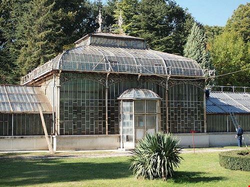 botanischer garten jevremovac