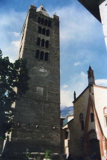 torre aosta