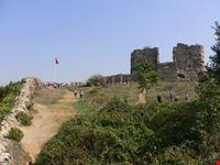 istanbul la fortezza di anadolu kavagi