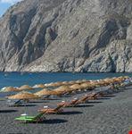 santorini la spiaggia greca