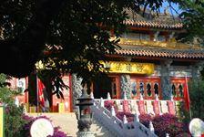 hong kong monastero di po lin