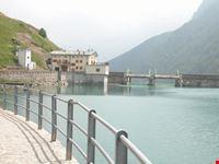 La diga del lago
