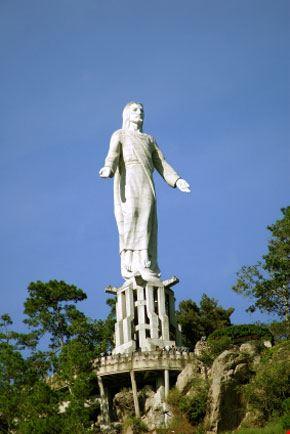 tegucigalpa statua del gesu