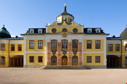 weimar castello del belvedere