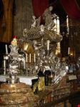 praga praga cattedrale di san vito tomba di san giovanni nepomuceno